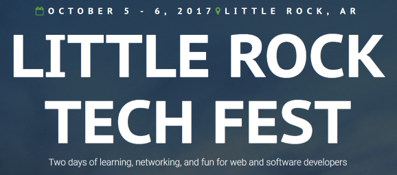 Little Rock Tech Fest 2017 logo