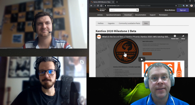 Kentico Xperience Interview 2020
